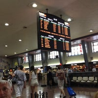 Photo taken at Gare Centrale by Marc B. on 6/17/2012