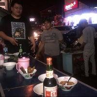 Photo taken at Bubur Ayam Pasar Lama by Ibrahim T. on 4/21/2012