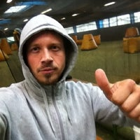 Photo taken at Paintball Area Neustadt by Max Florian H. on 5/10/2012