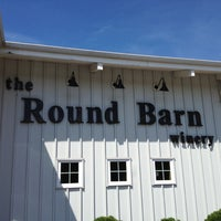 Photo taken at The Round Barn Winery by JL J. on 8/19/2012