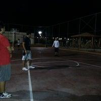 Photo taken at Metrokent Basketbol by Ekrem Ç. on 8/31/2012