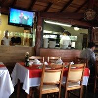 Photo taken at Parrilla de La Sierra by Felipe A. on 3/14/2012