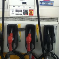 Photo taken at SPBU Shell by Rezza H. on 6/27/2012