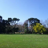 Photo taken at Parque de Ferrera by Ramon G. on 2/18/2012