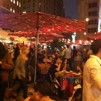 Photo taken at Mad. Sq. Eats by Rachel B. on 5/10/2012