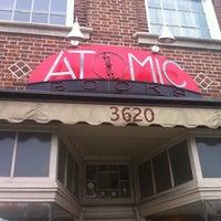Photo taken at Atomic Books by joezuc on 7/20/2012