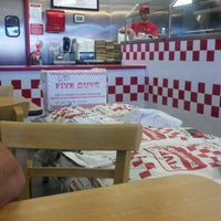 Photo taken at Five Guys by Julia F. on 6/30/2012