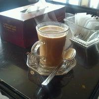 Photo taken at Arajeel Café by Pepe on 5/17/2012