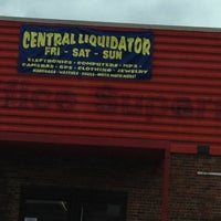Photo taken at Central Liquidator by James R. on 9/8/2012