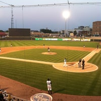 Photo taken at Fifth Third Field by Zach J. on 7/24/2012