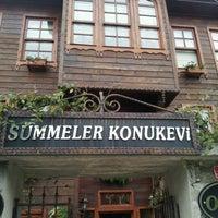 Photo taken at Sümmeler Konuk Evi by Beytullah K. on 8/19/2012