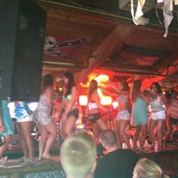 Photo taken at Coyote Ugly Saloon - Panama City Beach by jay r. on 3/22/2012