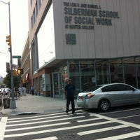 Photo taken at Hunter College School Of Social Work by Chrissi F. on 9/7/2012