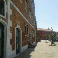 Photo taken at Generator Venice a.k.a Ostello Venezia by fabio m. on 6/21/2012