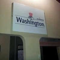 Photo taken at Academia Washington by Abimael F. on 3/20/2012