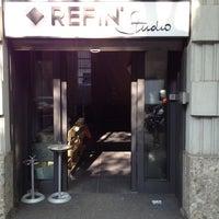 Foto scattata a Refin Studio da Davide R. il 4/10/2012