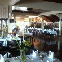 Photo taken at The Valley Bistro Cafe & Resort Hotel by Setiadi M. on 8/29/2012
