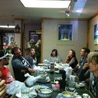Photo taken at Komol Restaurant by Warren S. on 5/27/2012