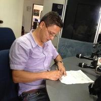 Photo taken at Radio 1 Pereira by Lisandro M. on 6/4/2012
