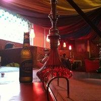 Photo taken at Anatolia Cafe & Hookah Lounge by Joscelin B. on 9/4/2012