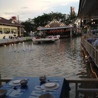 Photo taken at Nathong Restaurant by Suticha W. on 3/9/2012