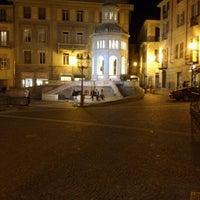 Photo taken at Piazza della Bollente by Bracco F. on 4/21/2012