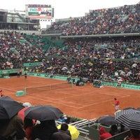 Photo prise au Stade Roland Garros par Nathalie W. le6/11/2012