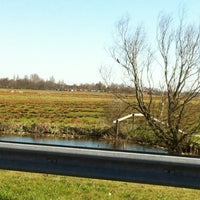 Photo taken at Geerpolder by Frysk F. on 3/25/2012