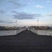 Photo taken at Mission Beach Boardwalk by Krys R. on 9/5/2012