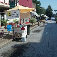 Photo taken at Greer, SC by Alleato Italian Ice on 8/24/2012