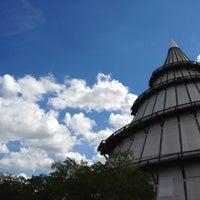Das Foto wurde bei Elbauenpark von Jacqueline S. am 8/11/2012 aufgenommen