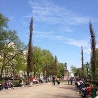 5/22/2012 tarihinde Natashaziyaretçi tarafından Esplanadin puisto'de çekilen fotoğraf