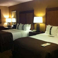 Photo taken at Holiday Inn Express & Suites El Paso Airport by Shandrell C. on 4/18/2012