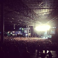 Photo taken at Verizon Wireless Amphitheatre at Encore Park by Jason N. on 8/24/2012