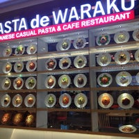 Photo taken at Pasta de Waraku by I-Tip C. on 7/1/2012