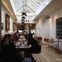 Photo taken at Euphorium Bakery by Vatan O. on 6/15/2012