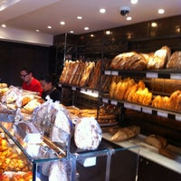Photo taken at Boulangerie Heurtier by Justin Q. on 5/10/2012