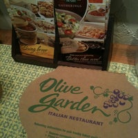 Photo Taken At Olive Garden By Marcus S. On 7/12/2012 ...