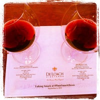 Photo taken at De Loach Winery & Vineyards by Shana R. on 9/7/2012