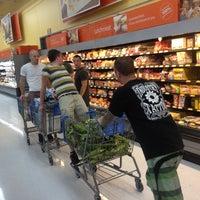 Photo taken at Walmart Supercenter by Daniel B. on 8/24/2012