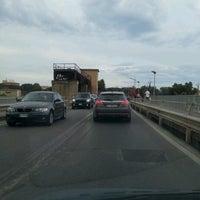Photo taken at Ponte Giorgini by Giacomo G. on 7/22/2012