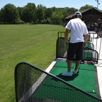 Photo taken at Turtle Cove Driving Range by Eric V. on 5/31/2012