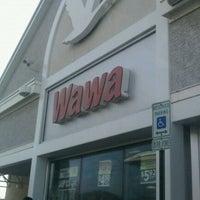 Photo taken at Wawa by William K. on 3/23/2012