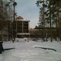 Photo taken at Юбилейный by Oleg L. on 2/24/2012