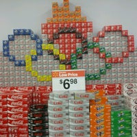 Photo taken at Walmart Supercenter by Jake R. on 7/18/2012