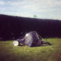 Photo taken at Camping Zeester by Jeroen S. on 7/9/2012
