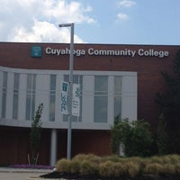 Photo taken at Cuyahoga Community College Eastern Campus by The Gathering Place on 7/30/2012