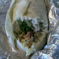 Photo taken at Chipotle Mexican Grill by Haley P. on 7/27/2012