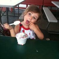 Photo taken at JoJo's Ice Cream by Nicole J. on 5/27/2012