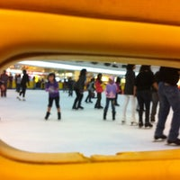 Photo taken at Sky Rink Ice Skating by @paulemas on 3/4/2012